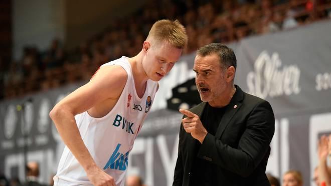 Robin Benzing und Dirk Bauermann gewinnen mit Würzburg