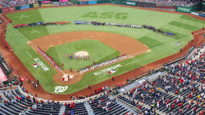 SiriusXM All-Star Futures Game