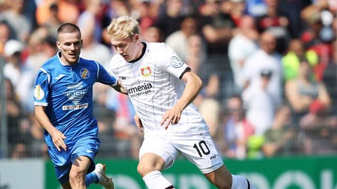 Auch die Partie zwischen Pforzheim und Bayer Leverkusen war vom Ausfall betroffen