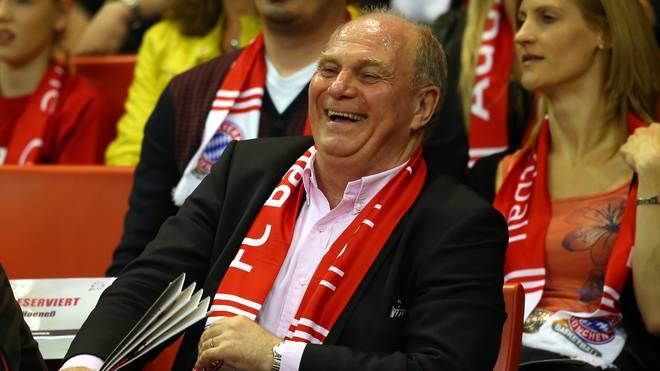 FC Bayern: Uli Hoeneß lobt Basketballer nach Coup gegen Fenerbahce