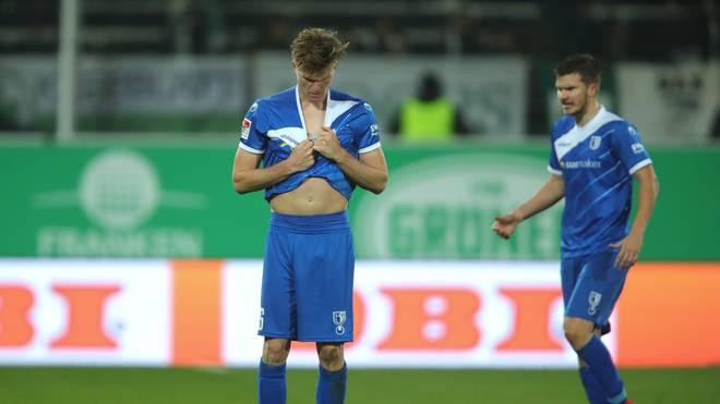 Greuther Fürth - 1. FC Magdeburg 3:2 - Michael Oenning verliert Debüt