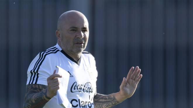 Jorge Sampaoli bleibt vorerst Trainer der argentinischen Nationalmannschaft