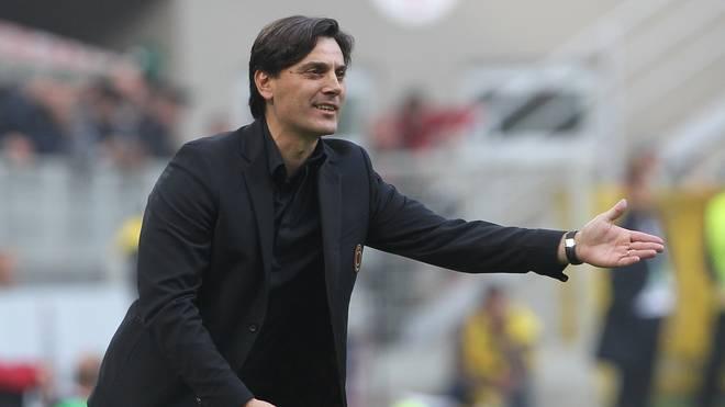 Vincenzo Montalla wurde im November beim AC Mailand entlassen