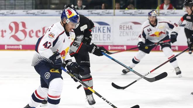 Eishockey, DEL: EHC München und Adler Mannheim patzen - Pfiffe für Ehliz