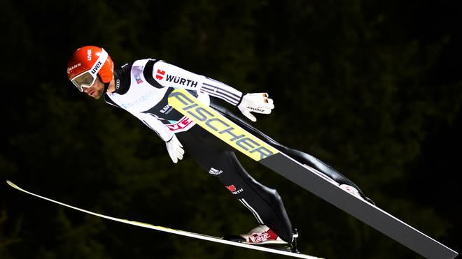 Skispringen: Markus Eisenbichler