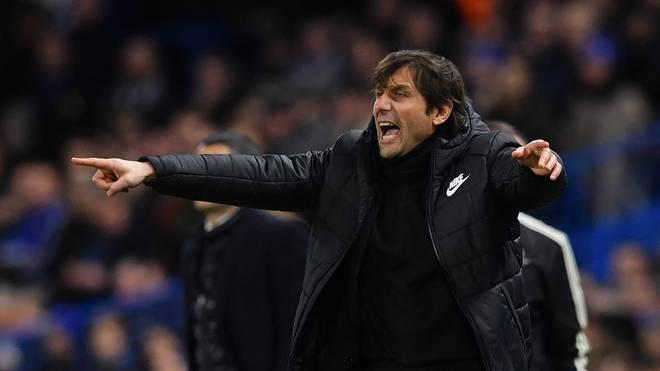 Antonio Conte hat bei Chelsea noch einen Vertrag bis 2019