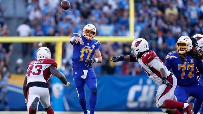 Los Angeles Chargers, Philip Rivers