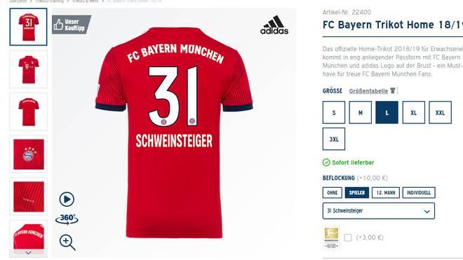 Bastian Schweinsteiger spielte von 2002 bis 2015 beim FC Bayern