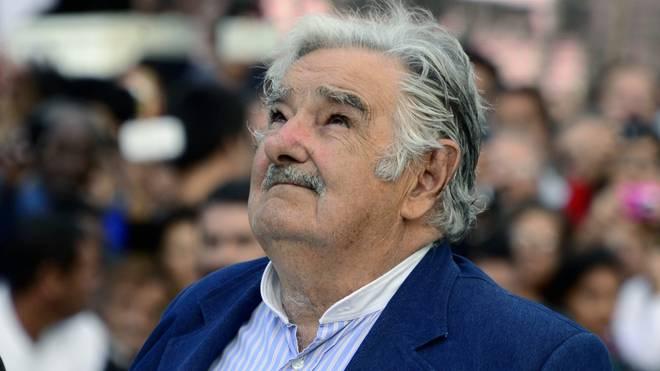 Uruguays Präsident Jose Mujica träumt von der Weltmeisterschaft 2030