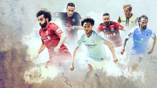 SPORT1 zeigt am Super-Montag Live-Spiele und Highlights aus dem deutschen und internationalen Fußball