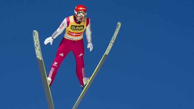 Eric Frenzel gewann den Weltcup im französischen Chaux-Neuve