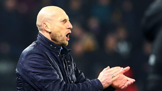 Jaap Stam trainiert ab Juli Feyenoord Rotterdam