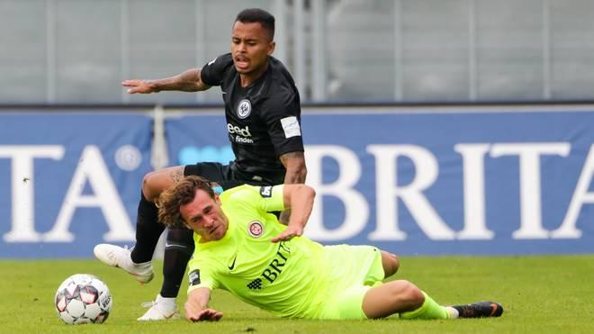 Allan Souza kommt vom FC Liverpool zu Eintracht Frankfurt