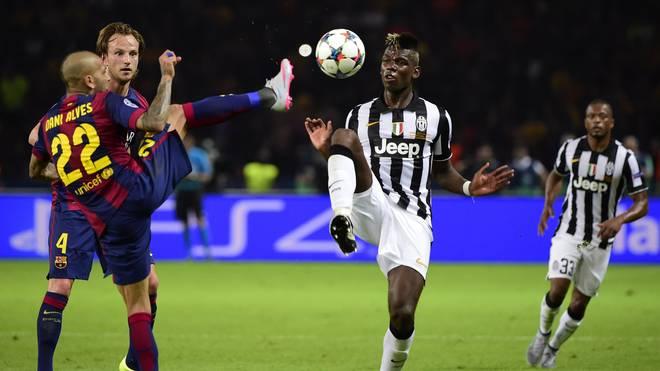 Der FC Barcelona hätte Paul Pogba gerne von Juventus Turin verpflichtet - aber Manchester United bekam den Zuschlag