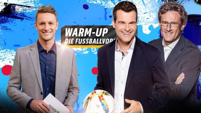 Thomas Herrmann ist am Freitag bei Warm-Up zu Gast