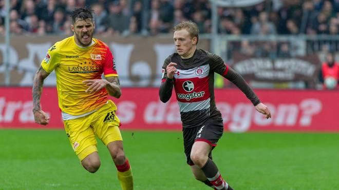 Union Berlin feiert einen wichtigen Sieg bei St. Pauli