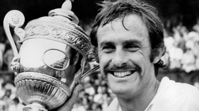 John Newcombe gewann sieben Grand-Slam-Titel