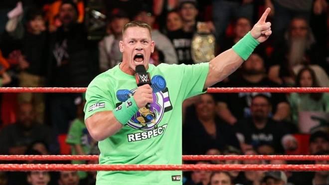 John Cena will bei WrestleMania ein Match mit dem Undertaker