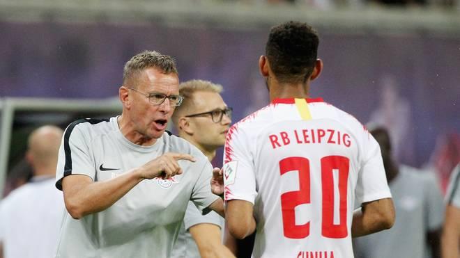 RB Leipzig: Ralf Rangnick will wegen Doppelbelastung Kader aufteilen