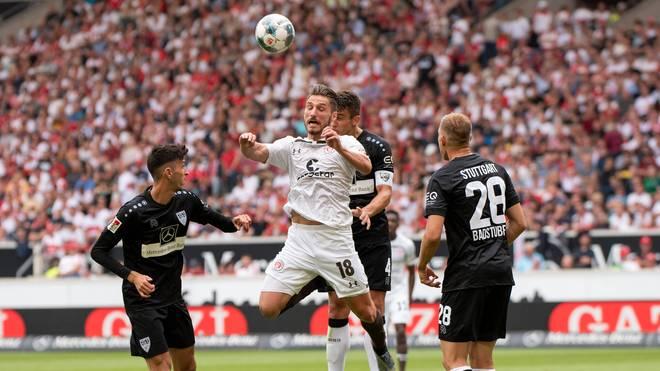 Last-Minute-Sieg für den VfB