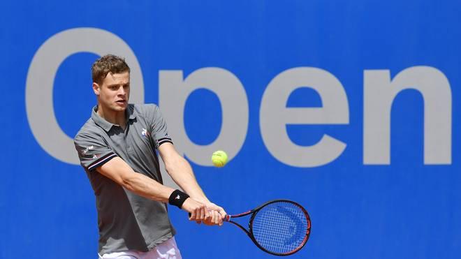 Yannick Hanfmann trifft in Runde eins der French Open auf Rafael Nadal