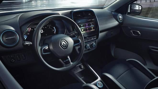 Alle K-ZE sind mit einem großen Touchscreen mit Online-Navigation und WLAN-Hotspot ausgestattet