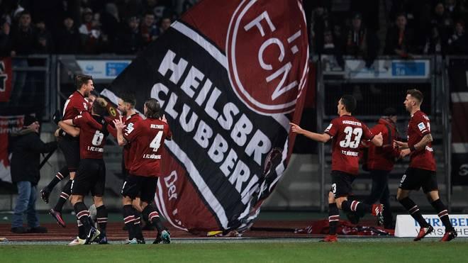 Der 1. FC Nürnberg geht in seine vierte Zweitliga-Saison in Folge