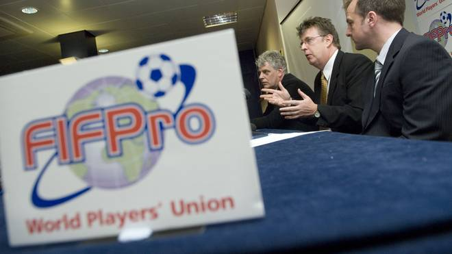 Die Spielervereinigung FIFPro gab die Studie in Auftrag