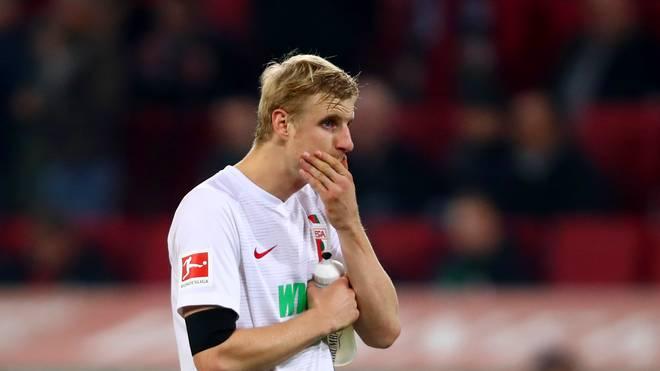 FC Augsburg: Martin Hinteregger trainiert beim Bundesligisten mit