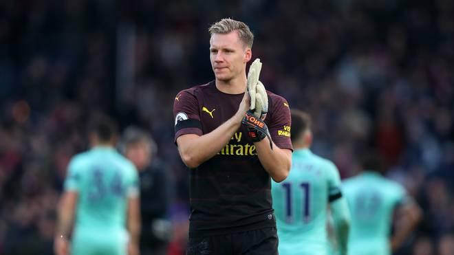 Bernd Leno spielt seit dieser Saison beim FC Arsenal