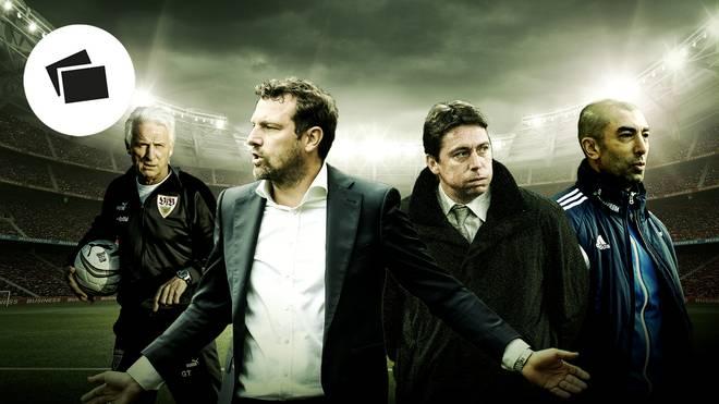 Bundesliga: Meiste Trainerwechsel