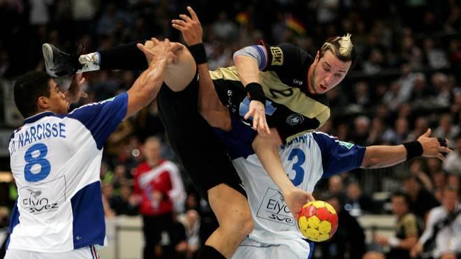 Handball Deutschland Frankreich Die Größten Duelle Aller Zeiten