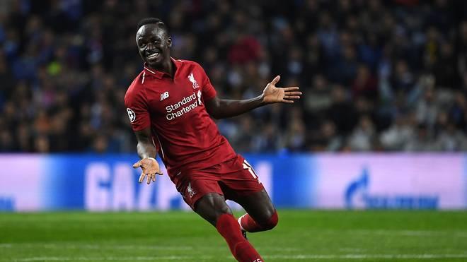 Sadio Mané avancierte in Liverpool zu einem der besten Angreifer der Welt
