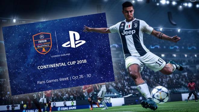 Electronic Arts und Sony rufen den Continental Cup 2018 für FIFA 19 ins Leben