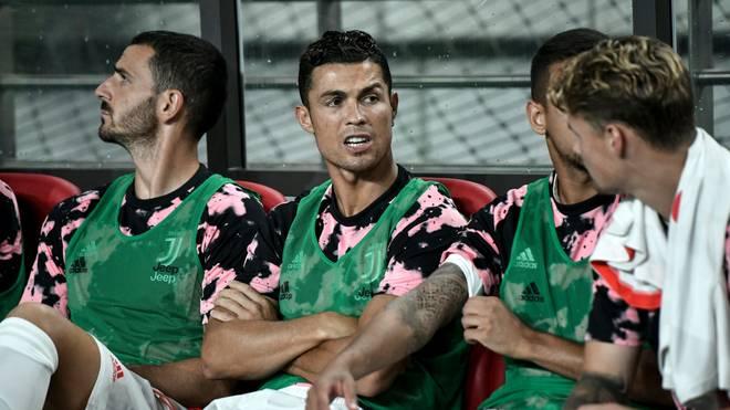 Juventus ohne Cristiano Ronaldo: Südkoreanische Fans verklagen Agentur, Cristiano Ronaldo saß beim Test von Juventus in Seoul nur auf der Bank