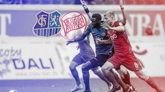Spitzenreiter 1. FC Saarbrücken empfängt die Kickers Offenbach zum Topspiel in der Regionalliga Südwest