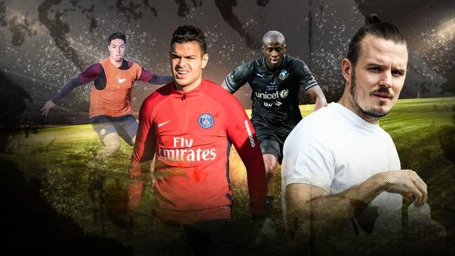 Samir Nasri, Hatem Ben Arfa, Yaya Toure und Alex Meier sind nur vier Prominente Namen, die noch keinen neuen Vertrag haben