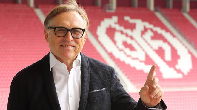 Johannes Kaluza hat sein Amt als Präsident des FSV Mainz zur Verfügung gestellt