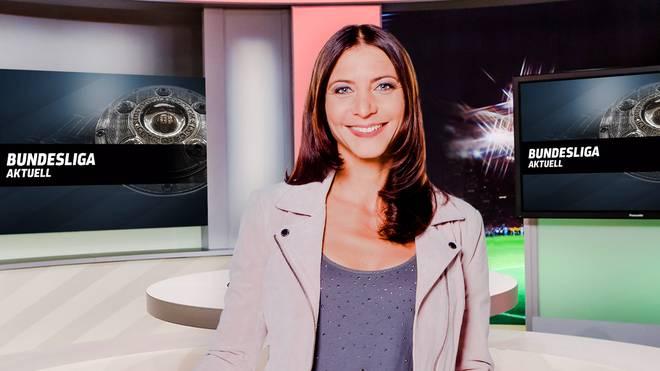 Daniela Fuß führt am Montag durch Bundesliga Aktuell