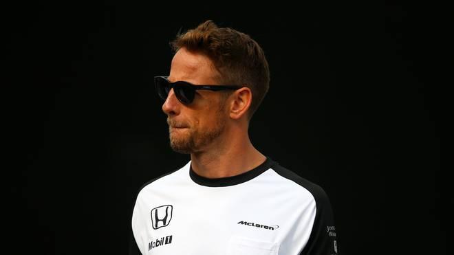 Jenson Button fährt fast 16 Jahre in der Formel 1