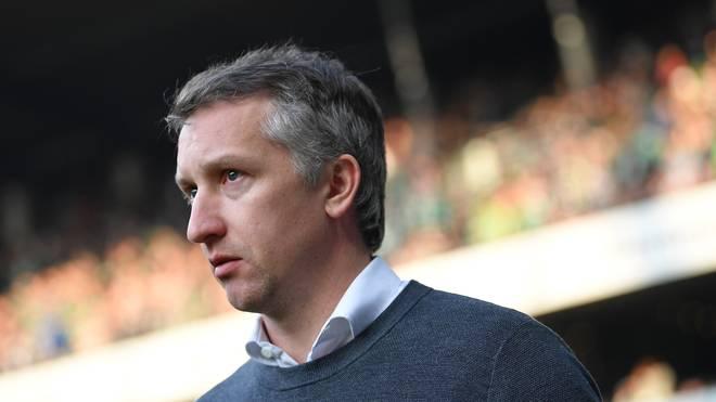 Frank Baumann ist seit 2016 Sportdirektor in Bremen