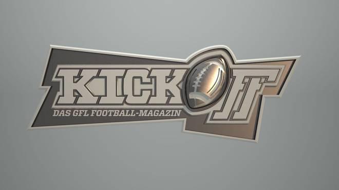 """""""Kickoff - Das GFL Football-Magazin"""" läuft jeden Mittwoch auf SPORT1"""