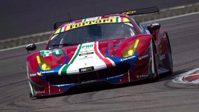 James Calado und Alessandro Pier Guidi hatten auf dem Nürburgring gewonnen
