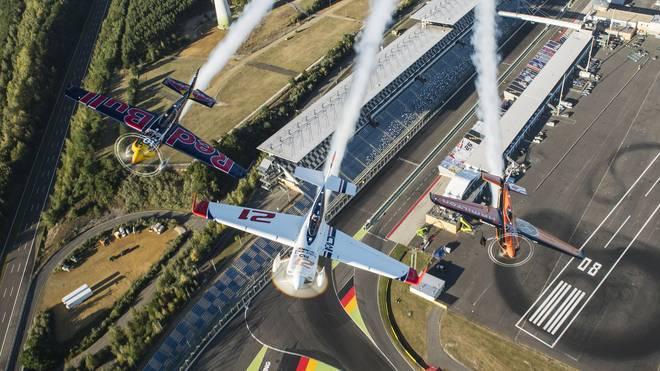 Auch 2017 Geht Es Hoch Hinaus Die Red Bull Air Race