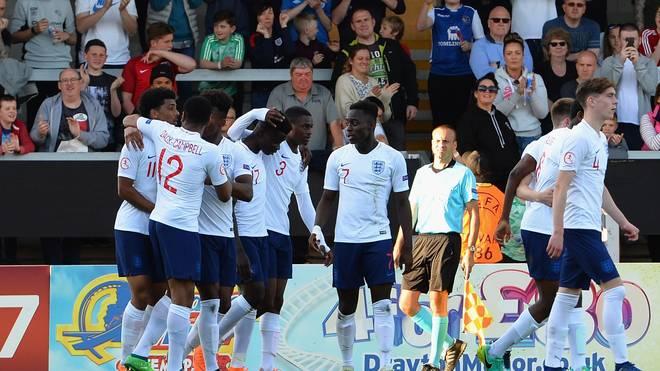Die englische Auswahl möchte im Halbfinale den Weg für den Titel ebnen