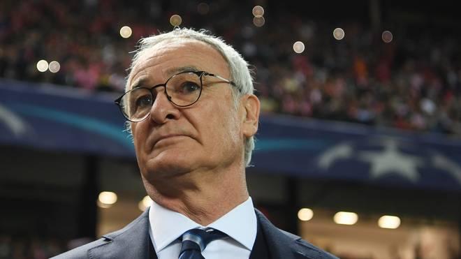 Claudio Ranieri wurde bei Leicester City entlassen