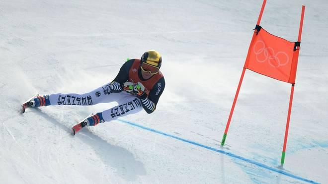 Thomas Dreßen will auch in der Kombination auf Medaillenjagd gehen