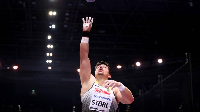 IAAF World Indoor Championships - Day Three