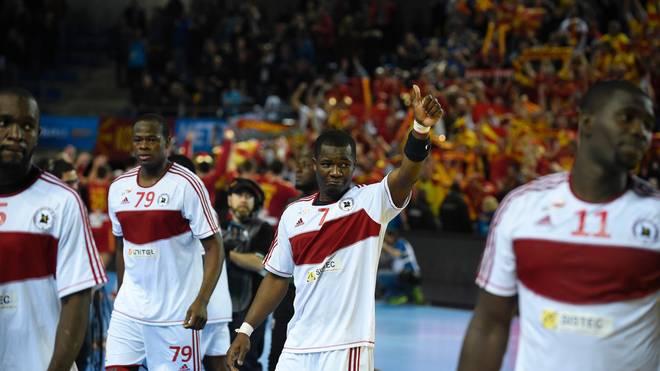 Angola hat Katar zum WM-Auftakt geschlagen