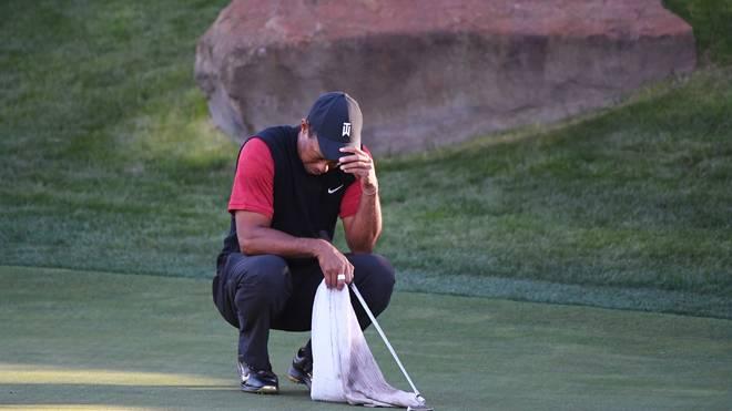 Tiger Woods zog in Las Vegas gegen Phil Mickelson den Kürzeren